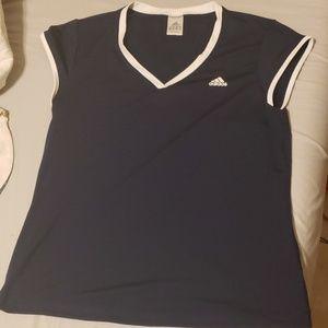 Adidas climate control short sleeve shirt